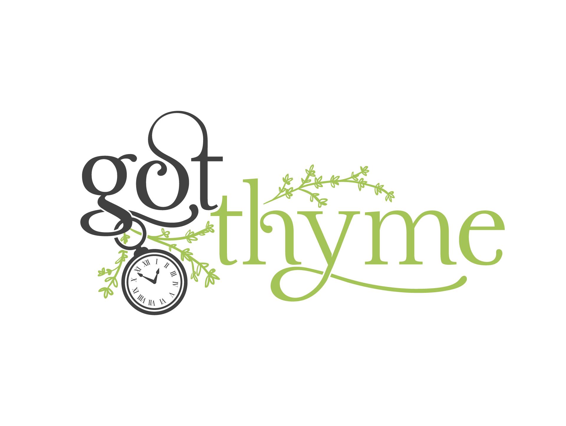 got thyme